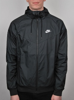 Nike Windrunner jacket Black