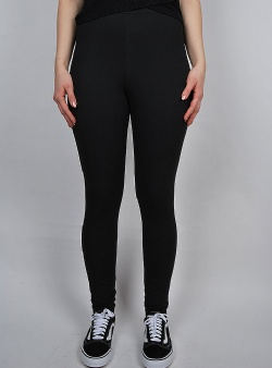 Adidas Trefoil tight Black