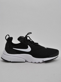 Nike Presto fly womens Black white white black