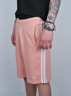 Adidas 3 stripes shorts Duspnk