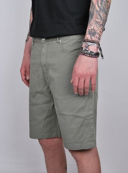 WeSC Conway shorts Dusty green