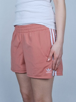 Adidas 3 stripes short Ashpnk