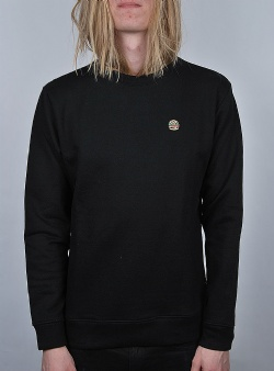 Wemoto Patty sweat Black