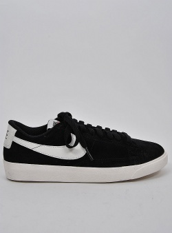 Nike Blazer low sd Black sail sail