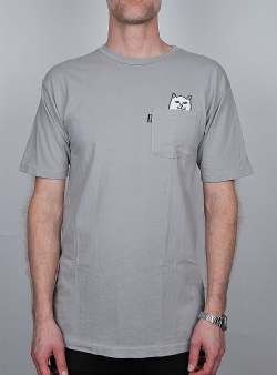 Rip n Dip Lord nermal tee Grey