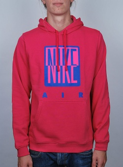 Nike 90´s graphic hood Rush pink hyper pink