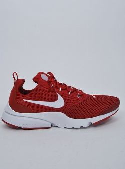 Nike Presto fly Gym red white gym red