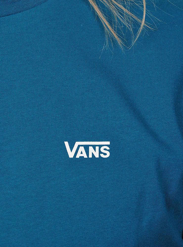 005ecee278 Vans Left chest logo tee T-shirts och linnen T-shirts på Sportif ...