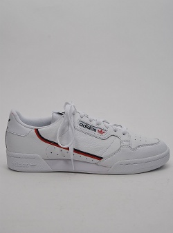 Adidas Continental 80 Ftw white scarlet conavy