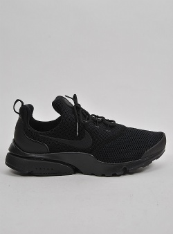Nike Presto fly womens Black black
