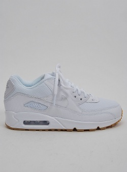 Nike Air max 90 womens White white gum