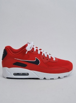 Nike Air max 90 essential University red black black