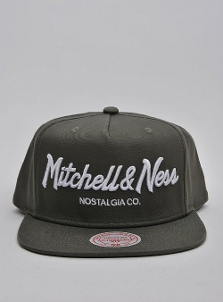 Mitchell and Ness Pinscript snapback own brand Thyme