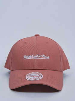Mitchell and Ness Team logo low pro snapback own brand Cork