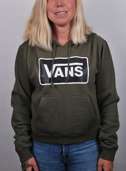 Vans Boom boom hoodie Grape leaf
