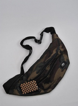 Vans Ward cross body bag Camo