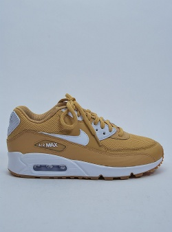 Nike Air max 90 womens Wheat gold white