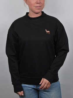 Wemoto Deer crew Black