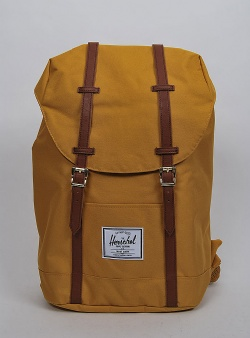 Herschel Retreat Arrowwood tan