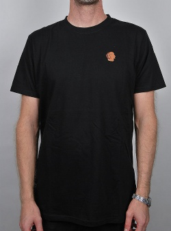 Wemoto Quincy tee Black
