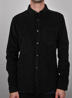 Revolution Eik shirt Black