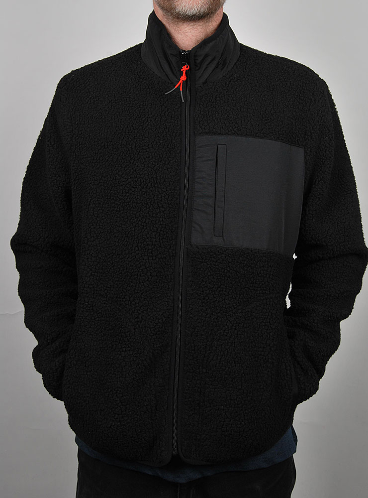 WeSC Moritz teddy fleece jacket Tröjor och jackor Jackor på