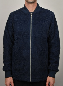 Revolution Ebbe jacket Navy