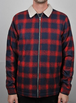 Revolution Thoeger jacket Red