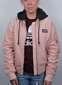 Vans Boom boom hood jacket Rose cloud