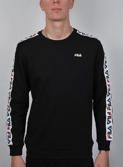 Fila Aren crew Black