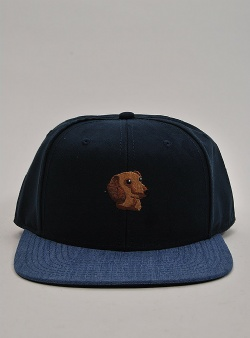 Wemoto Quincy hat Blue