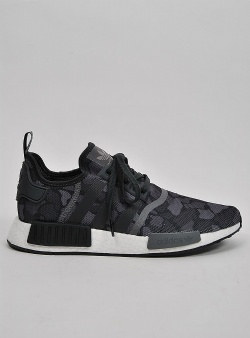 Adidas NMD R1 Camo core black grey four f17 grey five