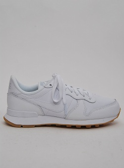Nike Internationalist womens White white white