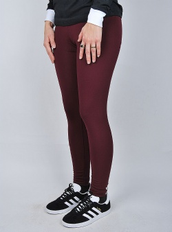 Adidas Trefoil tight Maroon
