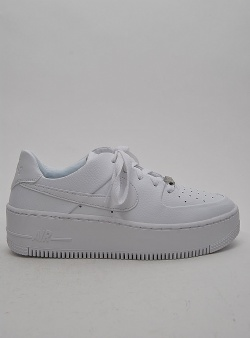 Nike Air force 1 sage low Wht wht wht