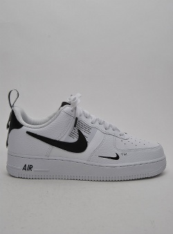 Nike Air force 1 07 lv8 utility Wht wht blk tour yellow