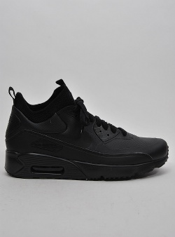 Nike Air max 90 ultra mid winter Blk blk anthracite