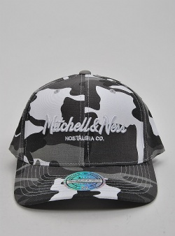 Mitchell and Ness Pinscript 110 flexfit snapback Urban camo