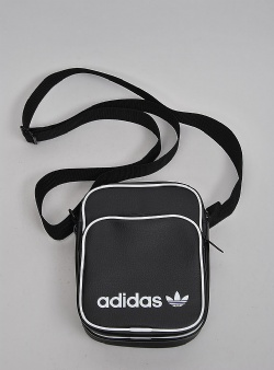 Adidas Mini bag vintage Black