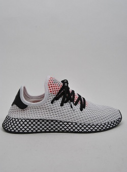 Adidas Deerupt runner Ftwwht cblk shored