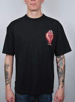 Cheap Monday Specter tee go on Black