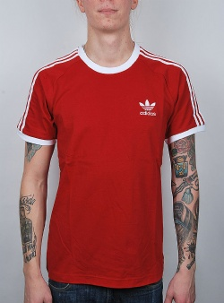 Adidas 3 stripes tee Powred