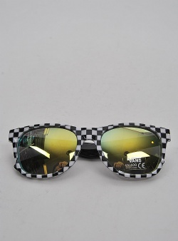 Vans Spicoli shades Black white