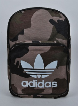 Adidas Backpack classic camo Blacar white