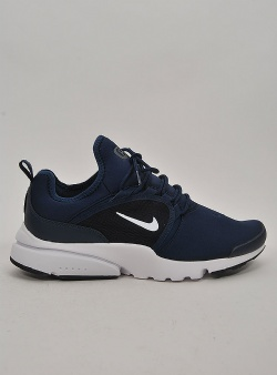 Nike Presto fly world Midnight navy white black