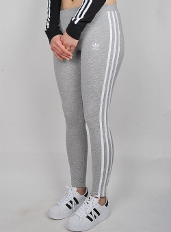 Adidas 3 str tight Mgreyh