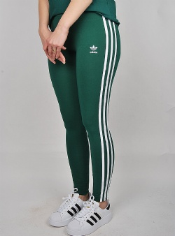 Adidas 3 str tight Cgreen
