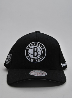 Mitchell and Ness Easy sb nets Black