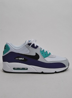 Nike Air max 90 essential White black hyper jade