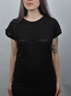 Dedicated Visby lace jersey Black